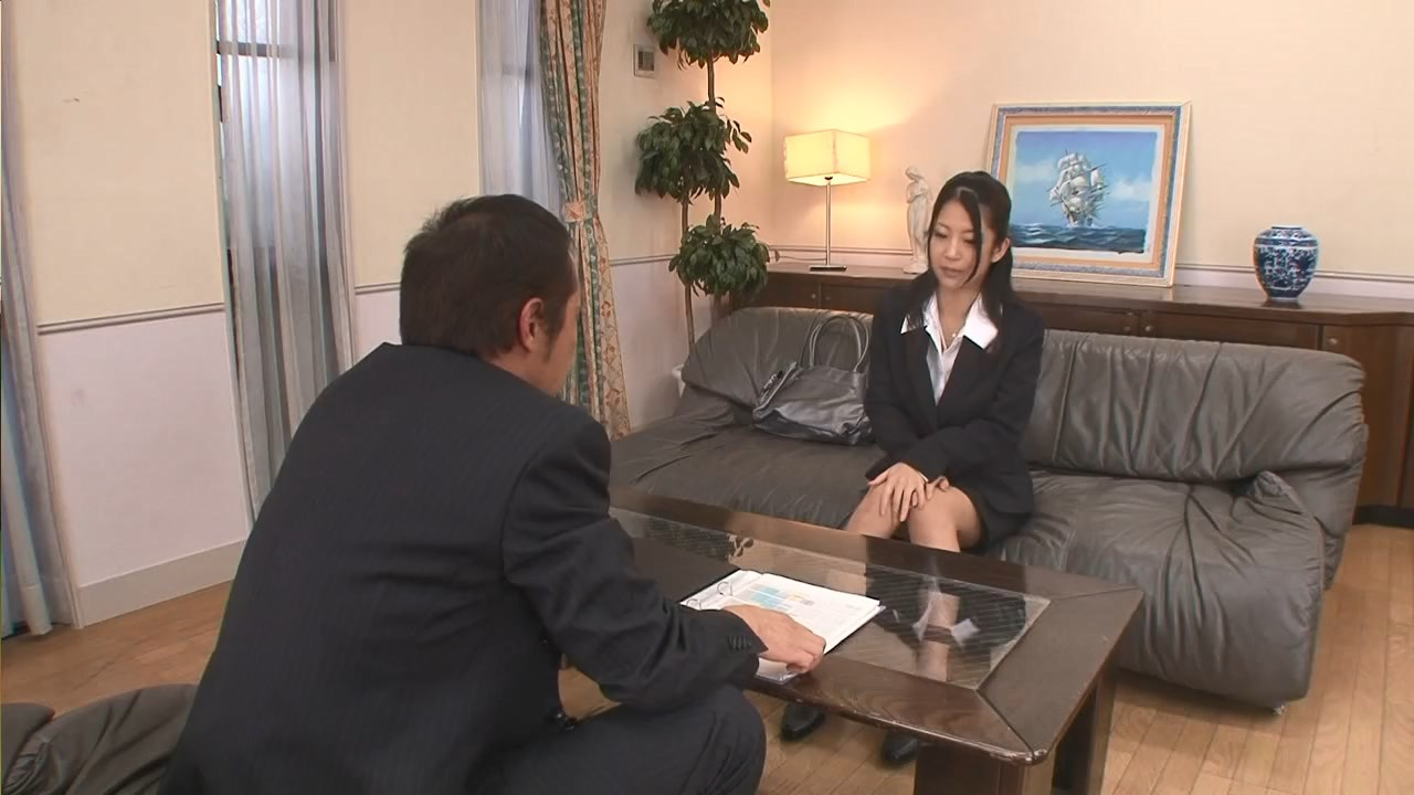 Bokep Jepang Satomi Melamar Kerja Malah Di Entot Boss