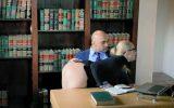 Bokep Barat Terbaru Sekretaris Di Hukum Bossnya