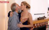 Video Bokep Selingkuh Barat Kakek Entot Istri Tetangga